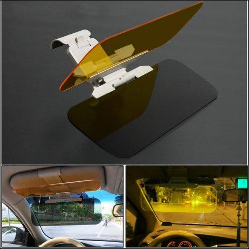 E-PRANCE 2 in 1 Car Transparent Anti-glare Glass Car Sun Visor for ... 00620649b73